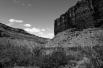 Canyon walls along 128, Utah.
