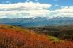 San Juan National Forest, looking North East from Mesa Verde, Colorado.