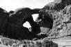 Double Arch, Arches National Park, Utah.