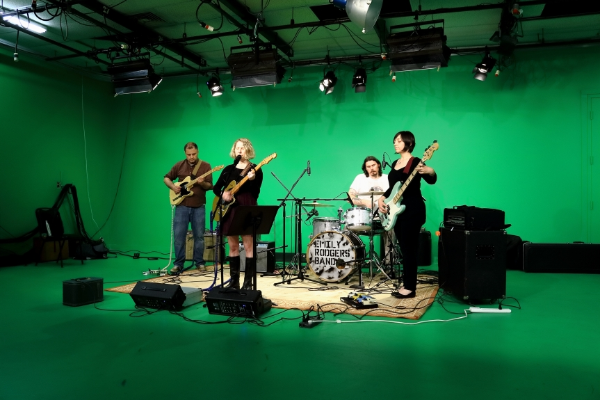Emily Rodgers Band on PCTV, Promote New Album