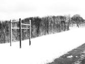 Snow Path #4