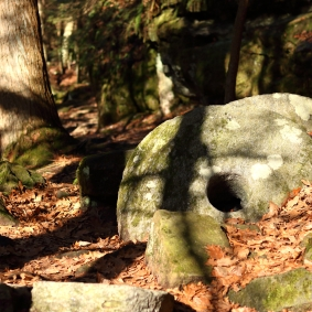 Old Millstone #4